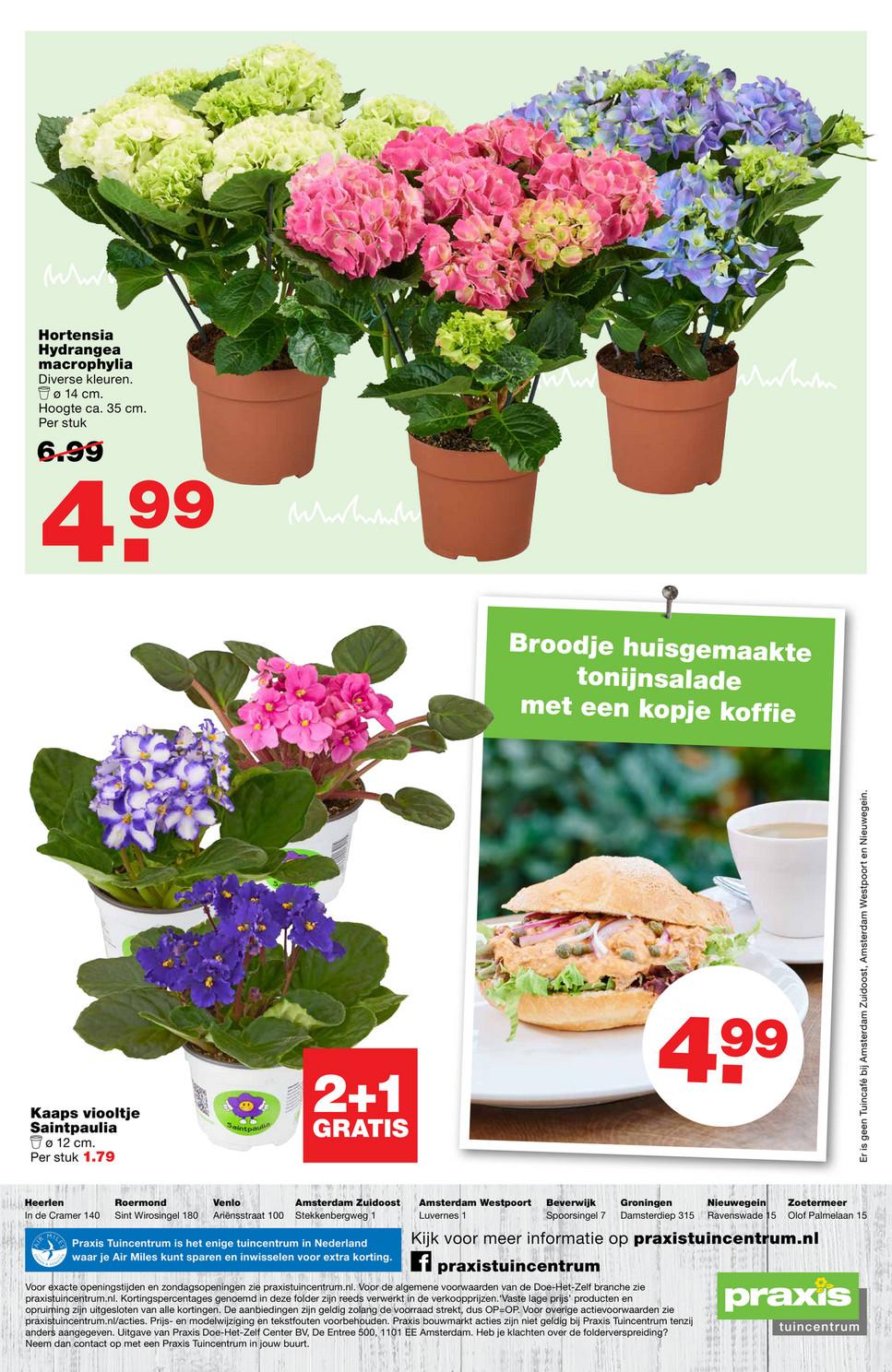 Praxis Tuin Heerlen.Reclamefolder Nl Praxis Tuin Week14 17 Pagina 16