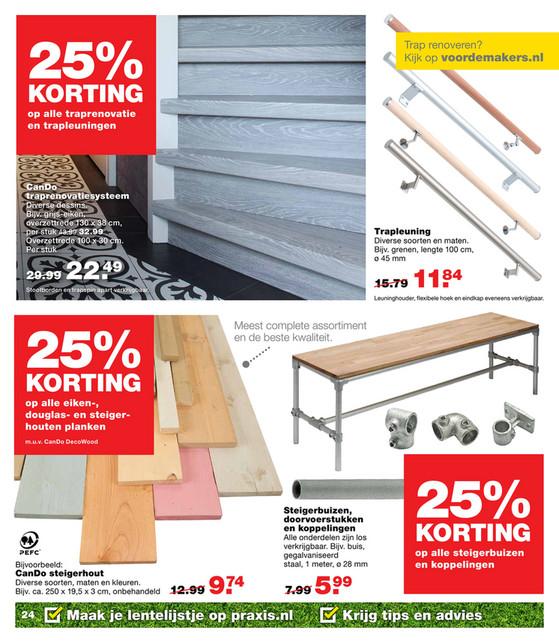 Reclamefolder.nl - praxis-week17-17 - Pagina 24-25