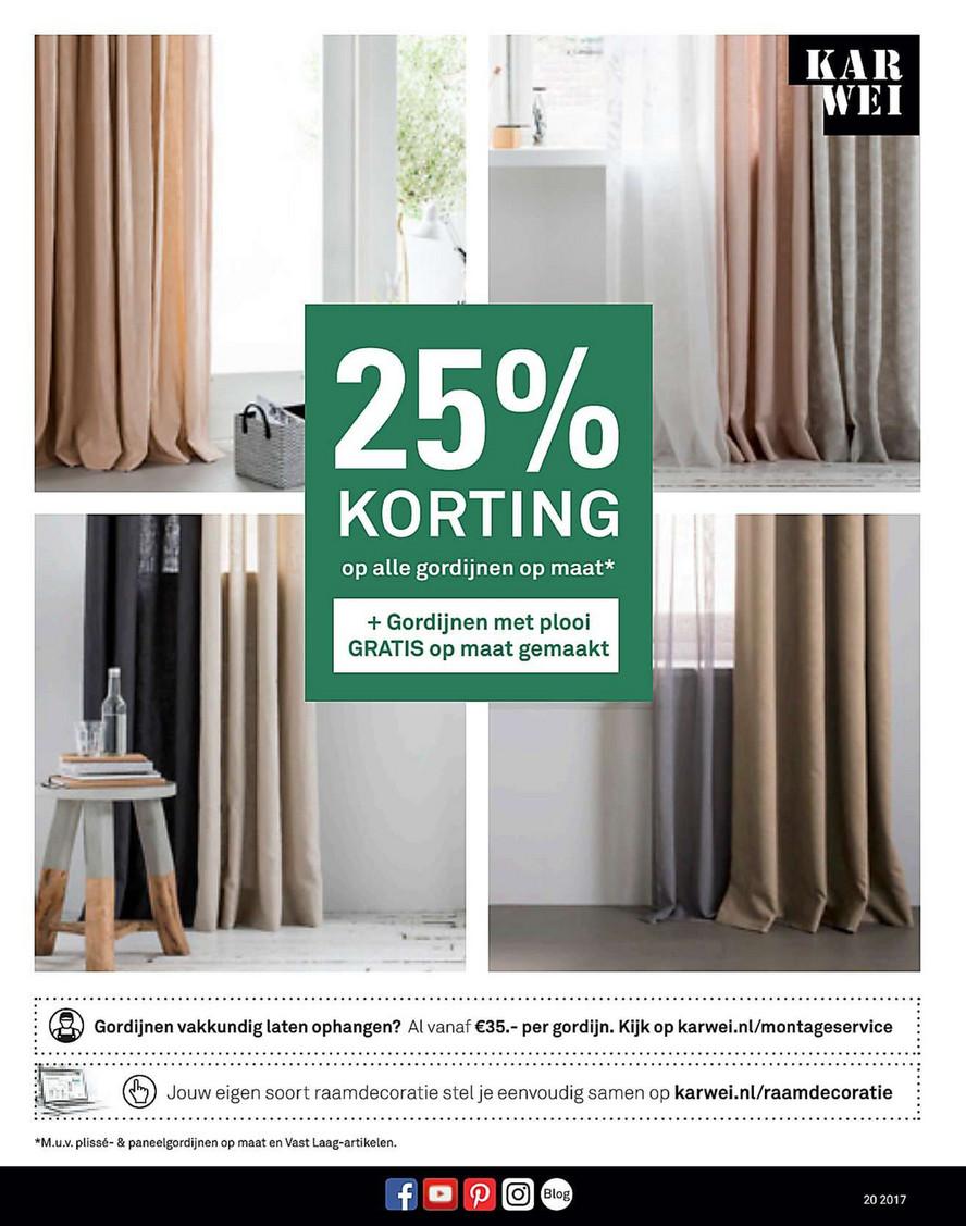 Beautiful Karwei Plisse Gordijnen Op Maat inspiratie - Woonkamer ...