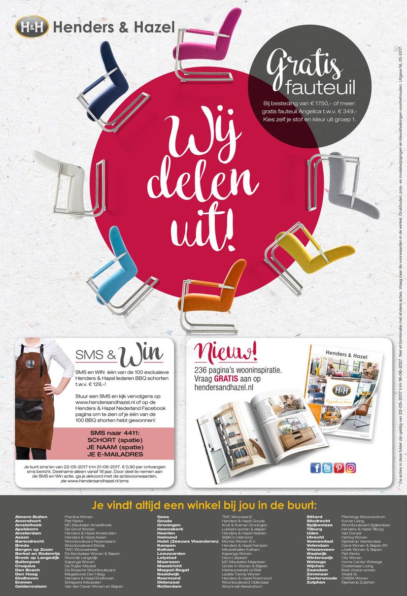 De Groot Wonen Apeldoorn.Reclamefolder Nl Henders En Hazel Week21 17 Pagina 10 11