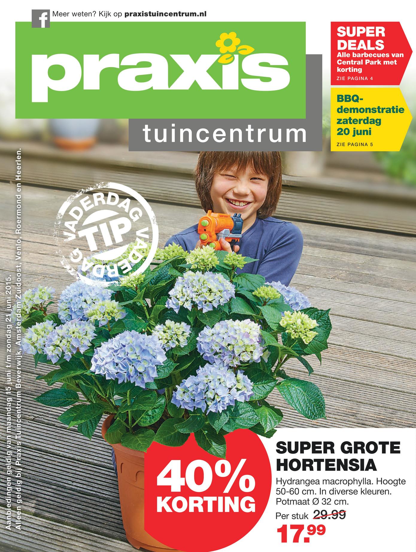 Praxis tuin week25 pagina 1 for Tuin praxis
