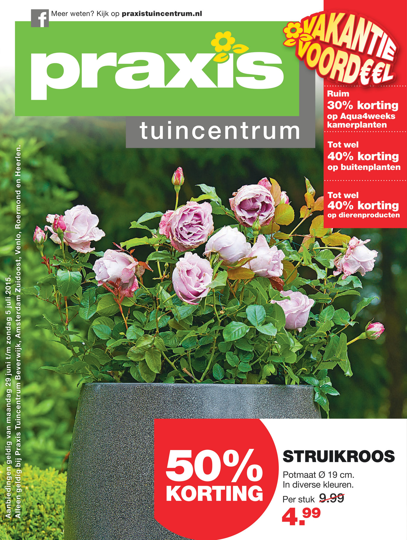 Praxis tuin week27 pagina 1 for Tuin praxis